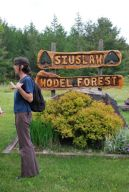 Siuslaw Model Forest